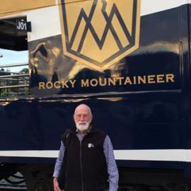 A beard and a FitOne vest is all Pops needs for the #rockymountaineer adventure! #fitoneoldtowntravels #fitoneoldtown