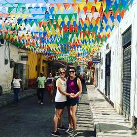 Calles de Getsemani #🇨🇴