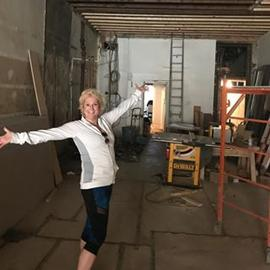 Our trainers are getting #excited #newhome #cameronstreet #extraordinaryalx #may2018 #personaltrainer #fitoneoldtown #fitonestudiodotcom